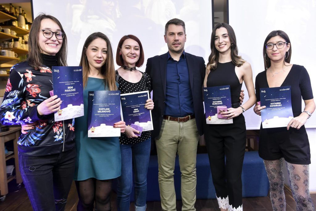 Naj tim AcademIAA 2019